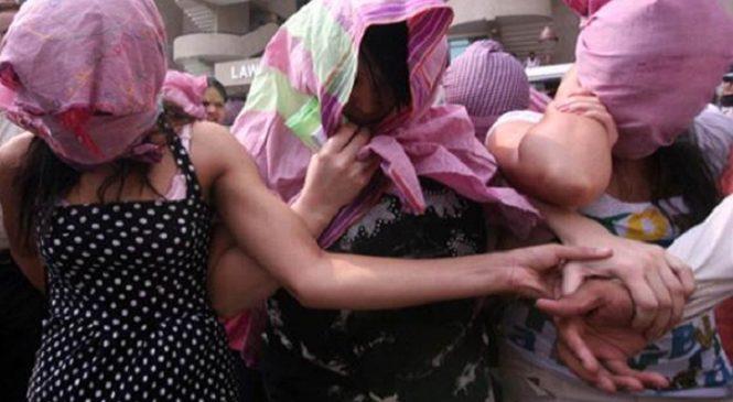 हाईप्रोफाइल सेक्स रैकेट का खुलासा, दो महिलाओं के साथ चार गिरफ्तार