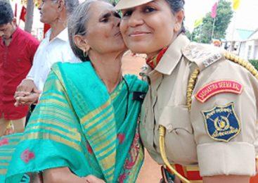 बेटियों कीबहादुरी के स्वर्णिम बुंदेली इतिहास को दोहरातीं बांदा की प्रीति..