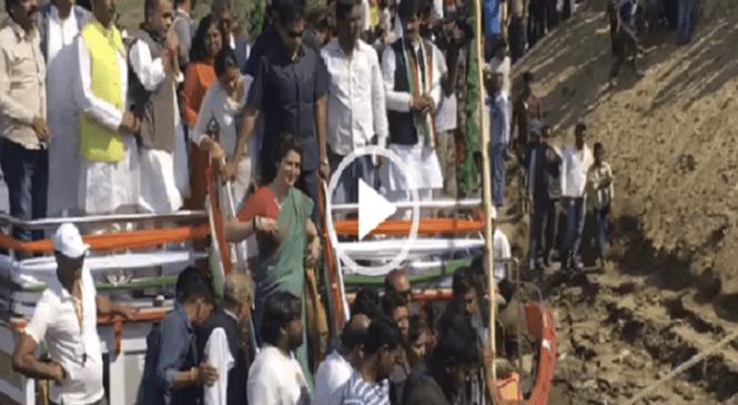 प्रियंका गांधी का पीएम मोदी पर तंज, कहा- अमीरों के होते हैं चौकीदार, गरीबों के नहीं