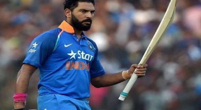 भारत को दो विश्वकप जिताने वाले हीरो युवराज सिंह ने अंतरराष्ट्रीय क्रिकेट से लिया सन्यास