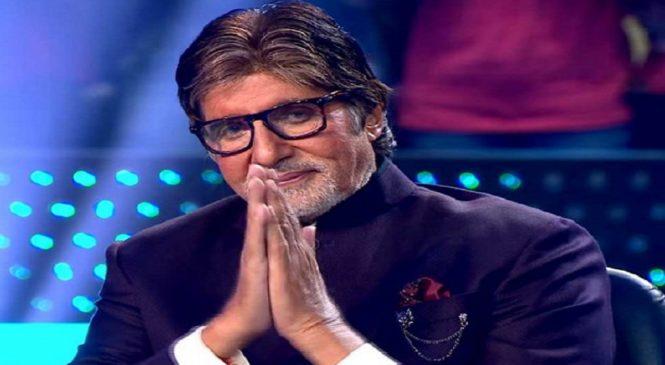 अमिताभ बच्चन ने दादा साहब फाल्के अवॅार्ड पर कुछ यूं दी अपनी प्रतिक्रिया..