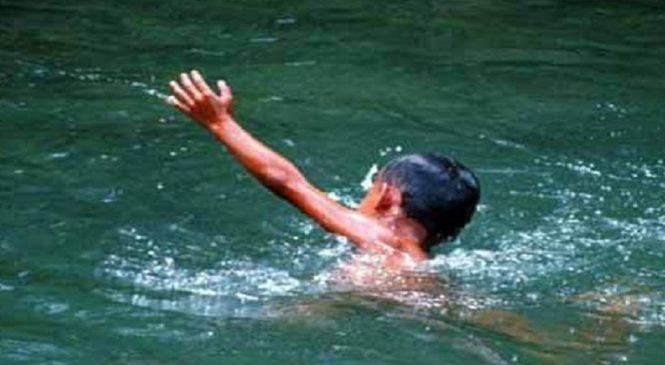 एक ही परिवार के 3 बच्चों की नदी में डूबकर मौत से कोहराम