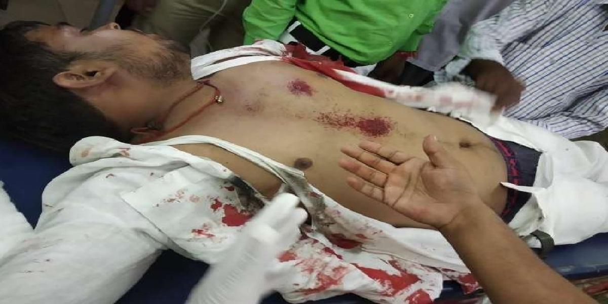Basti bjp leader murder case