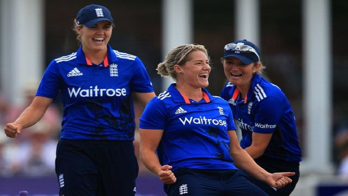 England women's cricket team two players engaged