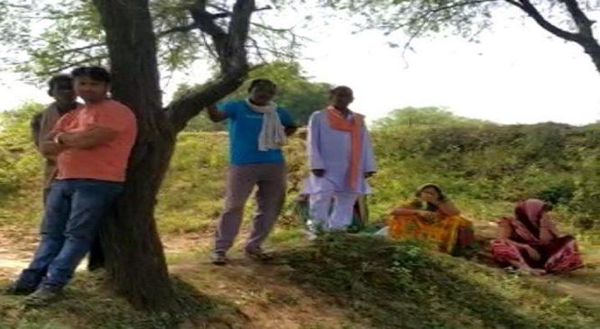 हमीरपुर में एक किसान ने फांसी लगाई, तो दूसरे की करंट से मौत