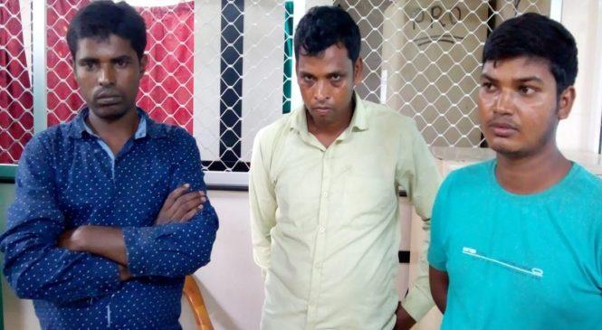 कानपुर में 10 किलो अफीम-20 लाख कैश के साथ झारखंड के 3 तस्कर गिरफ्तार
