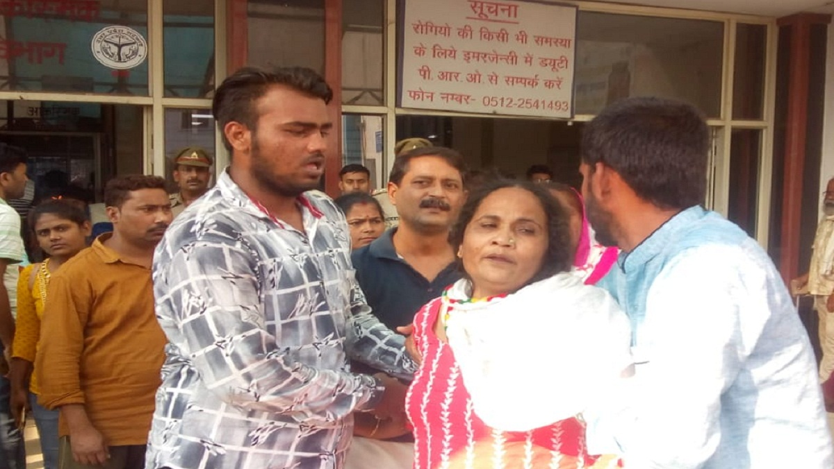 Congress worker shot dead in Kanpur in a mutual transaction dispute