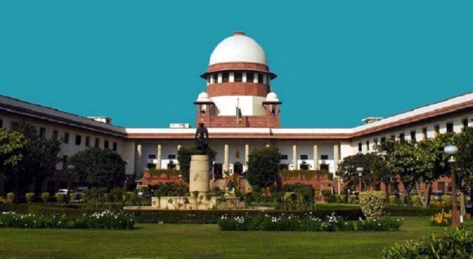 सुप्रीम कोर्ट में अयोध्या मामले की सुनवाई पूरी, मुसलिम पक्ष के वकील राजीव धवन ने फाड़ा नक्शा