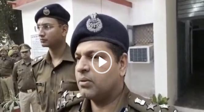 DIG दीपक कुमार पहुंचे हमीरपुर, बेहतर काम पर दी शाबाशी, लेकिन ड्यूटी पर व्हाट्सएप..
