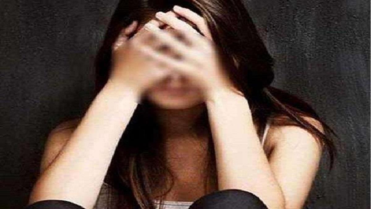 Banda gang rape victim demo pic