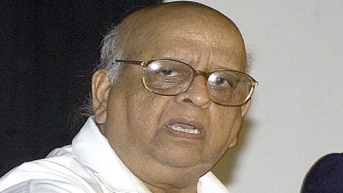 Former Election Commissioner TN Seshan passed away