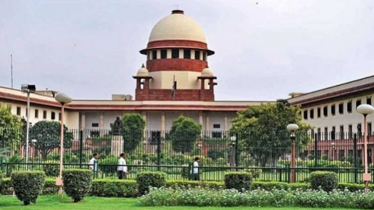 Supreme Court verdict, disputed land to Hindus, second land to mosque