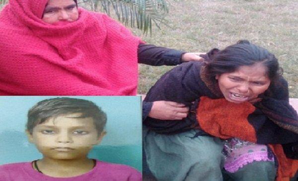 बुंदेलखंडः हत्यारों के चंगुल से छूटकर भागा खून से लतपत 9 साल का मासूम, घर पहुंचते ही मौत