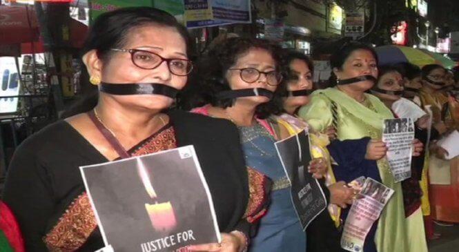 हैदराबाद में महिला डाक्टर से गैंगरेप-मर्डरः एक आरोपी की मां बोली-बेटे को चाहे जिंदा जलाओ, चाहे फांसी दो