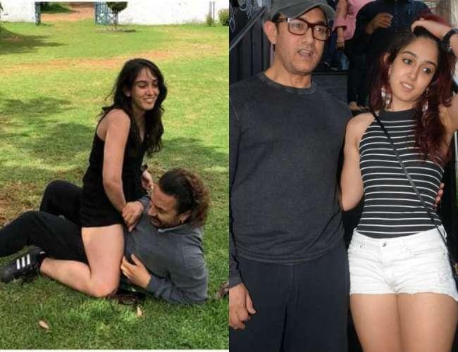 Hot photos of Ira Khan, daughter of actor Aamir Khan