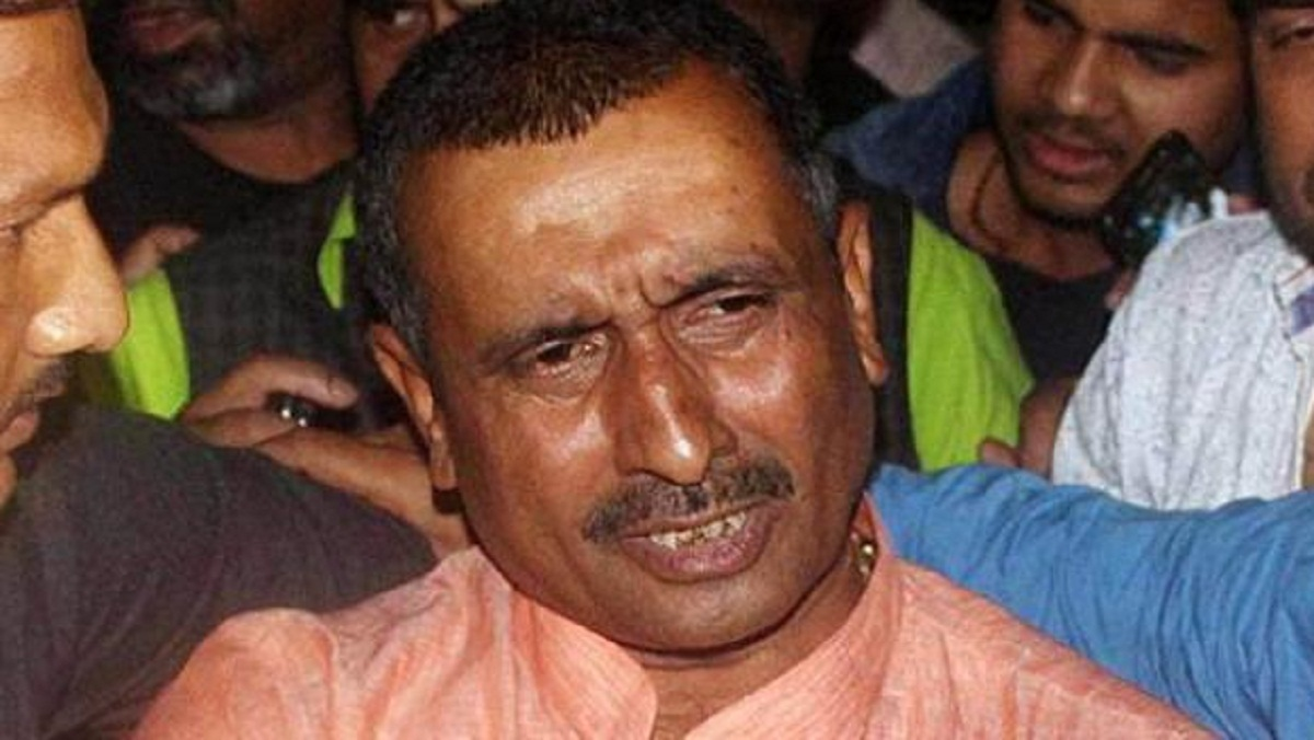 MLA Kuldeep Sengar imprisoned for life in Unnao rape case