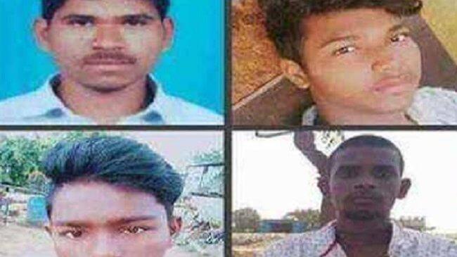 तेलंगाना के चारों दरिंदे पुलिस एनकाउंटर में ढेर, महिला डाक्टर की गैंगरेप के बाद जलाकर की थी हत्या