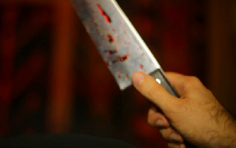 Girl student strangled with knife by entering hostel in Lucknow