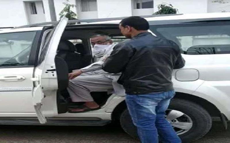 Jalees-Ansari terrorist caught from kanpur