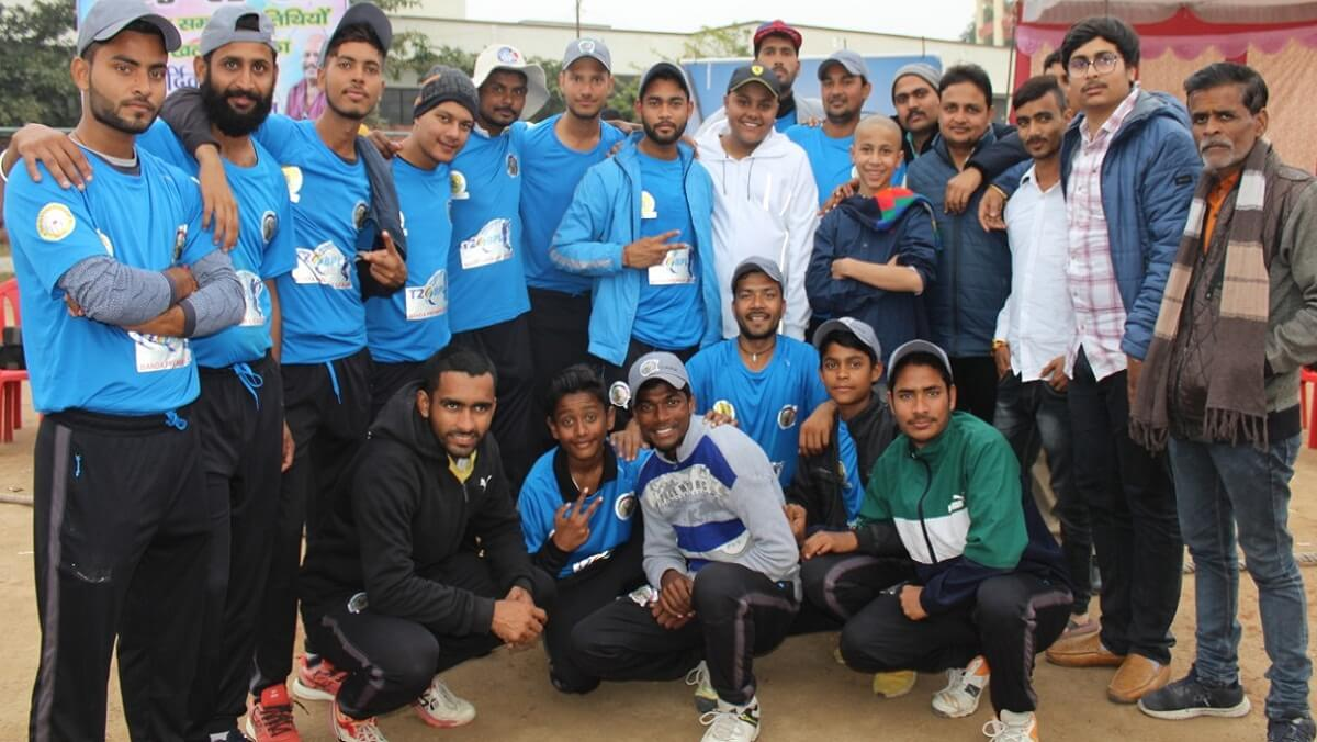 Strong competition in cricket tournament at Banda's Sports Stadium