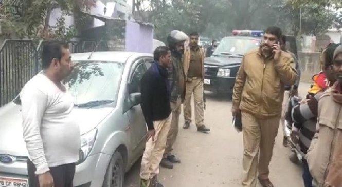 कानपुर में भाजपा नेता को झूठ बोल घर से बुलाया, फिर लूटकर भागे बदमाश