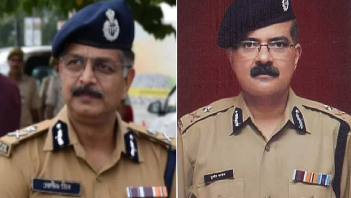Sujit Pandey of Lucknow and Alok Singh become the first Police Commissioner of Noida, Police Commissioner system in UP, implemented