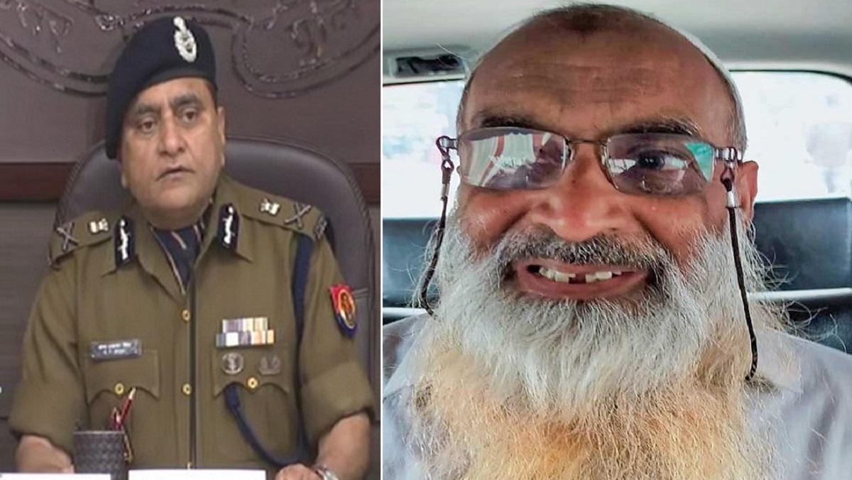 op singh tola about arresting to terrorist jalees ansari from kanpur