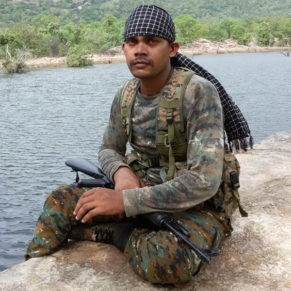 CRPF jawan vikas of Banda martyred in Naxalite attack in Chhattisgarh