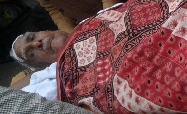 बांदा के पूर्व मंत्री वयोवृद्ध जमुना प्रसाद बोस लखनऊ रेफर