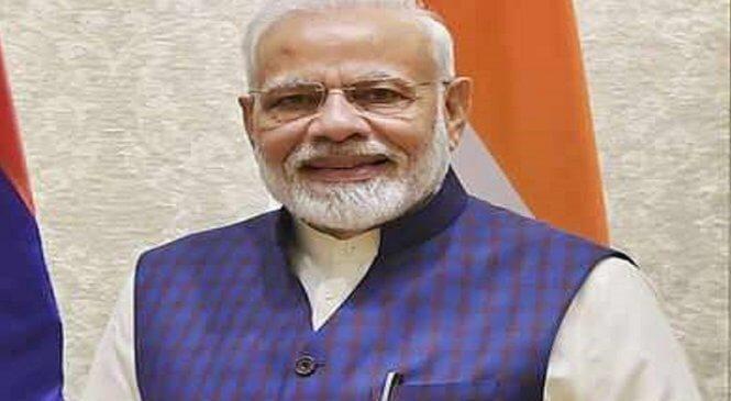 बुंदेलखंड एक्सप्रेस-वेः बस कुछ ही देर में प्रधानमंत्री नरेंद्र मोदी रखेंगे बुंदेलों के विकास का आधार