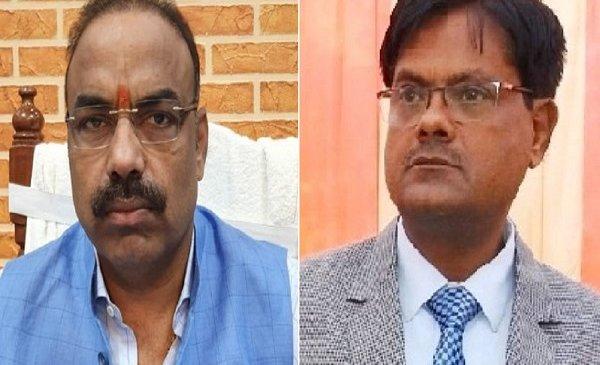 उन्नाव डीएम देवेंद्र पांडे सस्पेंड, बांदा-प्रतापगढ़ भी हटे, 13 IAS तबादले