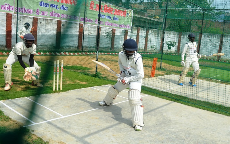 124 Players Trial for Players' Choice Cricket League in Banda