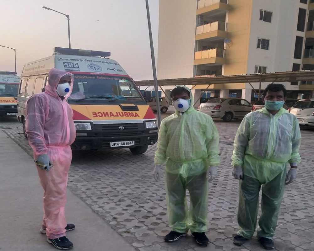 Big news from Kanpur: First positive case of corona virus found