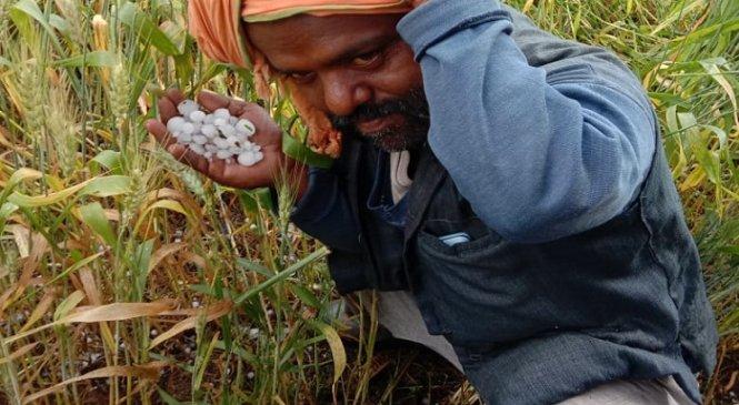 यूपीः मौसम विभाग का 72 घंटे का अलर्ट, भारी बारिश-ओलावृष्टि बनेगी आफत