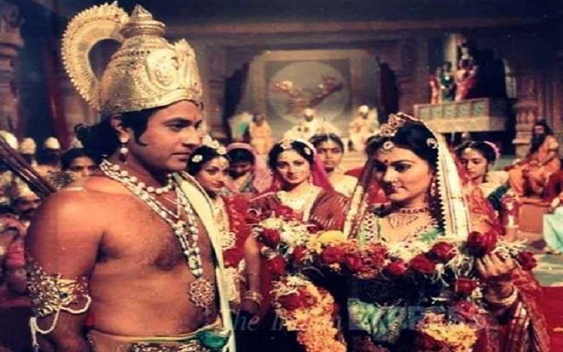 Watch Ramayana again on TV from today, it will be broadcast twice