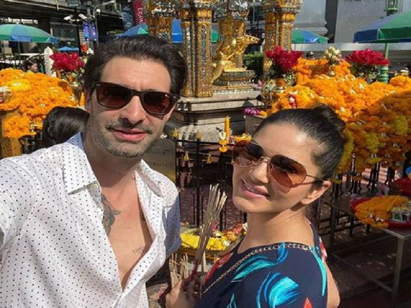 Big disclosure about Sunny Leone's first meeting with her husband