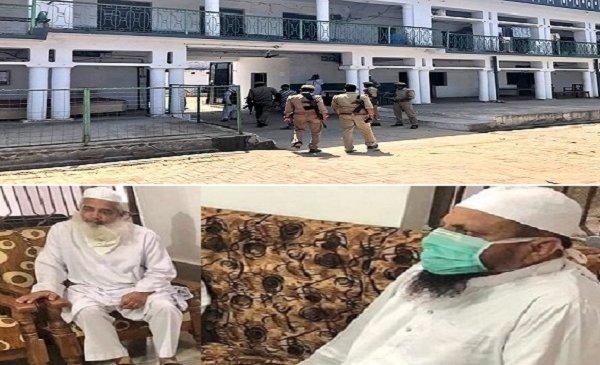 कानून की लाठीः बांदा में हथौरा मदरसा संचालक समेत 7 जमातियों पर मुकदमा