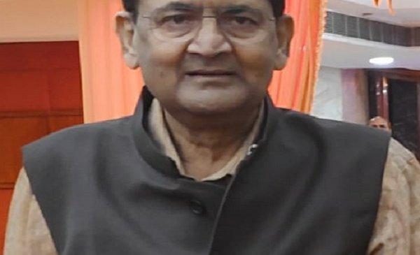 बांदाः पूर्व कांग्रेस मंत्री विवेक सिंह का निधन, दिल्ली के मैक्स हॉस्पिटल में थे भर्ती
