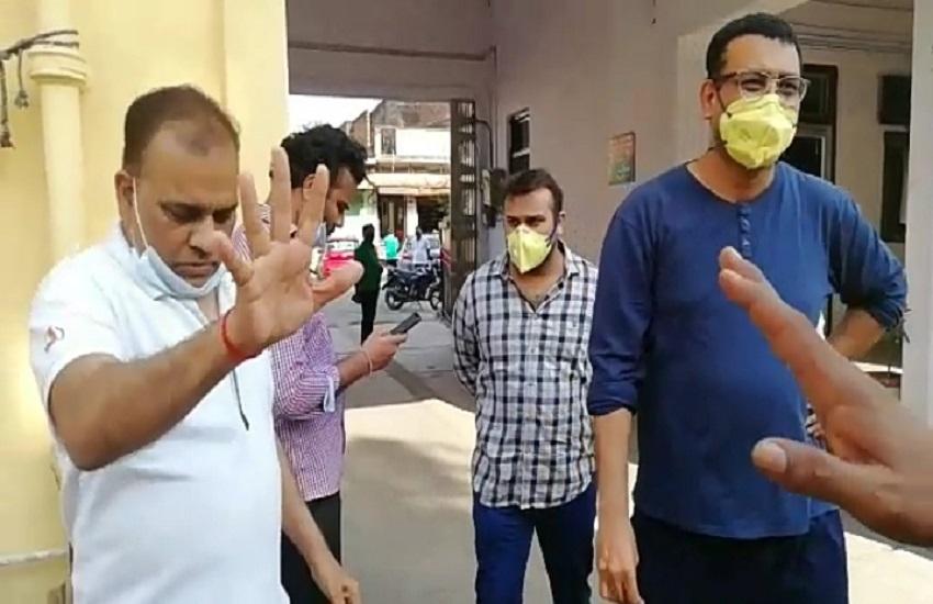 Banda's pediatrician Dr. Narendra Gupta arrested, released after 7 hours on bond