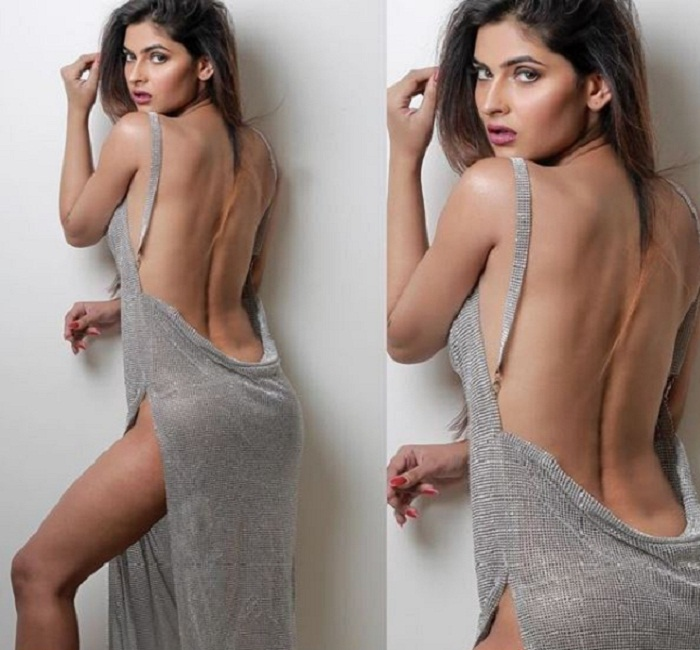 actress karishma sharma show her under arms pit hair photo viral