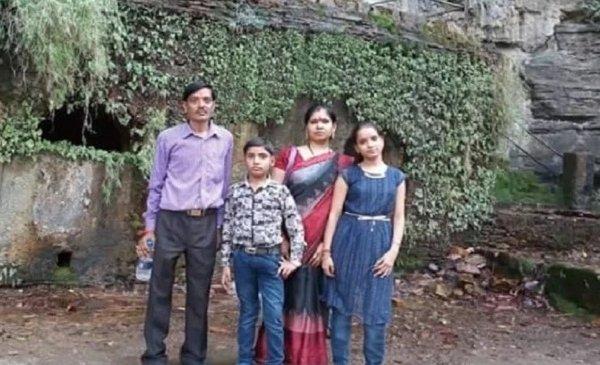 दर्दनाकः बेटी की मौत से दुखी पिता ने पूरा परिवार मिटाया, पत्नी-बेटे समेत मौत