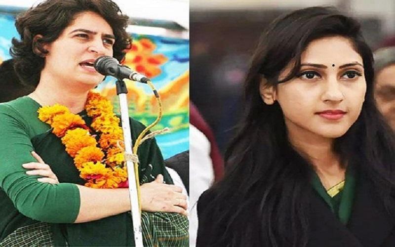 Congress suspended Rae Bareli MLA Aditi Singh from party