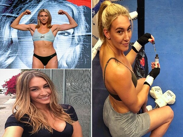 कोरोना पाॅजिटिव हुईं दिग्गज महिला मुक्केबाज मिकेला मेयर (Mickela meyer)