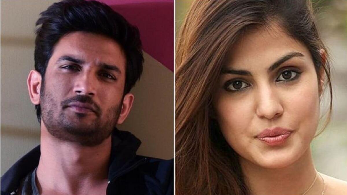 Actor Sushant Singh's father writes FIR against Actress Riya Chakraborty
