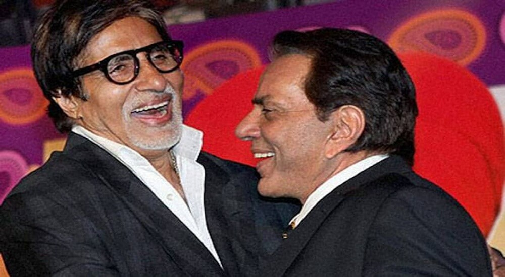 Dharmendra said on Amitabh's health, my brother will be fine soon