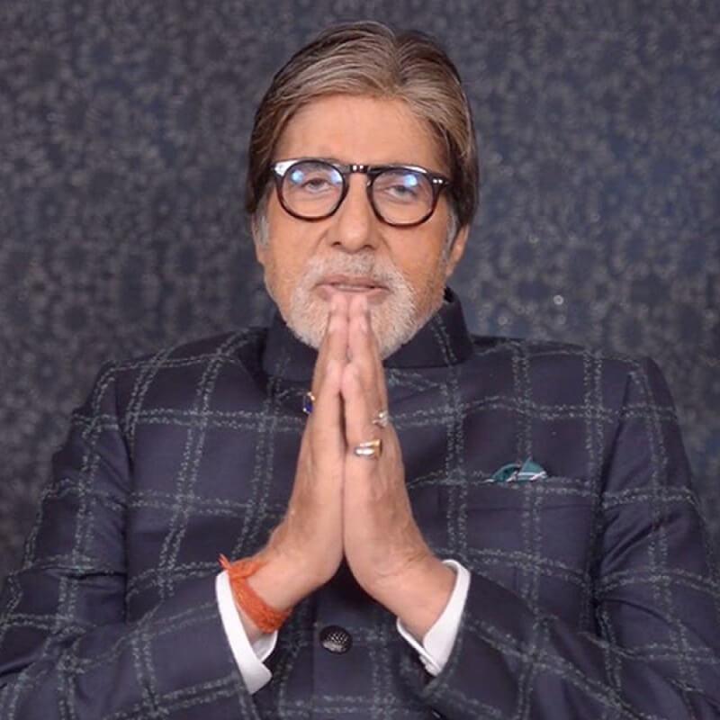 Bollywood superstar Amitabh Bachchan infected with Corona virus