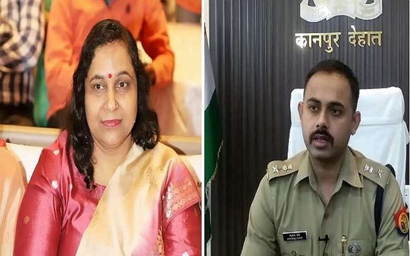 Wife of UP Cabinet Minister Brajesh Pathak and Superintendent of Police Corona Positive