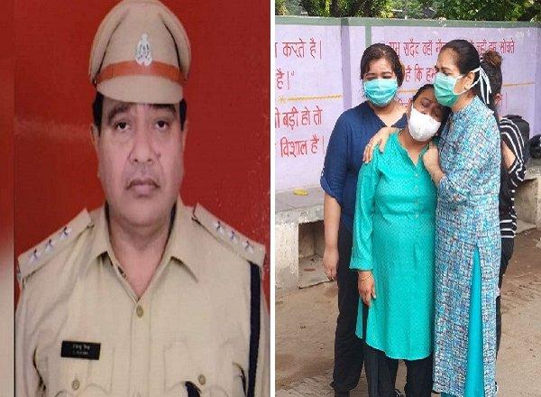 अपडेटः बांदा के बेटे सीओ देवेंद्र मिश्रा कानपुर में बदमाशों से मुठभेड़ में शहीद