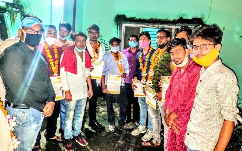 All India Kayastha Mahasabha (Youth) expanded in Banda