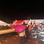 केरल में विमान हादसा, दो पायलटों समेत 18 लोगों की मौत